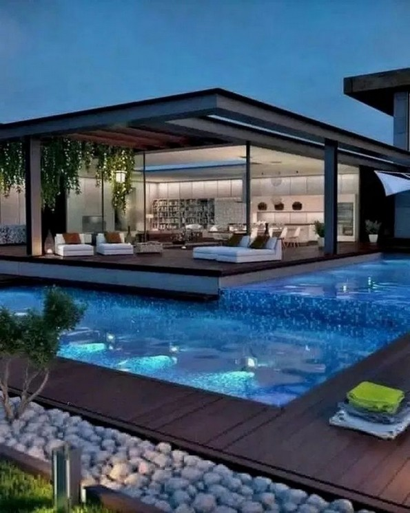 20 Beautiful Modern House Designs Ideas 11
