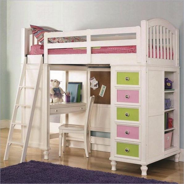 20 Most Popular Kids Bunk Beds Design Ideas 07