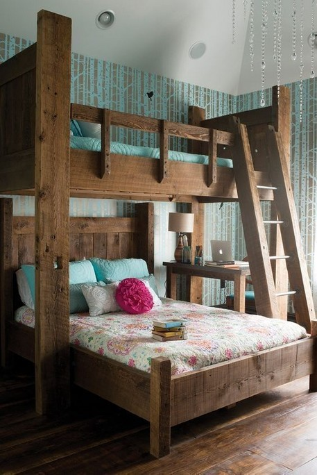 20 Most Popular Kids Bunk Beds Design Ideas 12