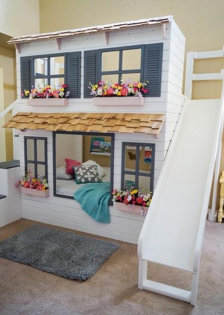 20 Most Popular Kids Bunk Beds Design Ideas 13
