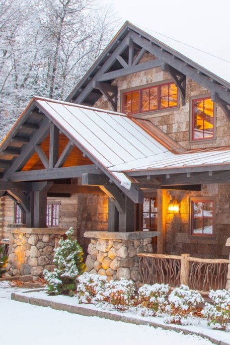 15 Best Rustic Mountain Home Plans 20 1