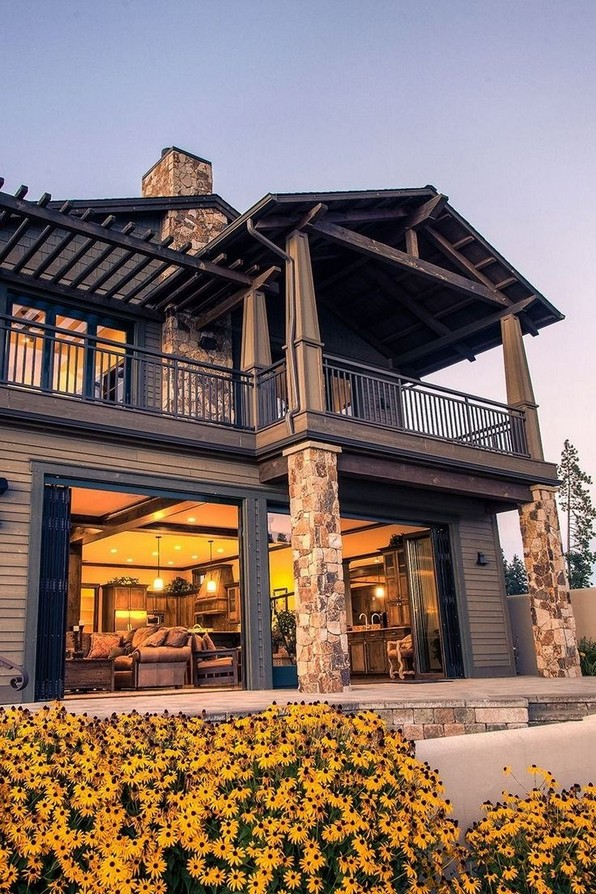 15 Best Rustic Mountain Home Plans 26 1