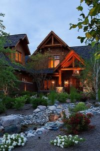 15 Best Rustic Mountain Home Plans 27 1