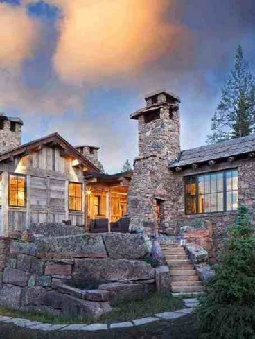 15 Best Rustic Mountain Home Plans 31 1