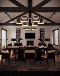 15 Luxury Contemporary Mountain Home Floor Plans 16