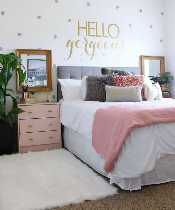 15 Teen's Bedroom Decorating Ideas 04