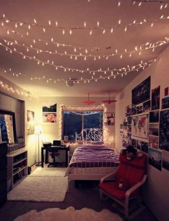 15 Teen's Bedroom Decorating Ideas 08