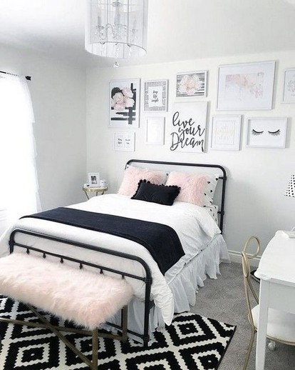 16 Awesome Teens Bedroom Decorating Ideas 04