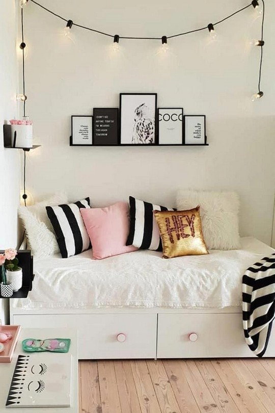 16 Awesome Teens Bedroom Decorating Ideas 08
