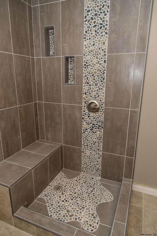 16 Best Rock Shower Ideas 13