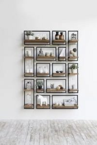16 Models Wood Shelving Ideas For Your Home 02