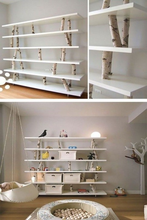 16 Models Wood Shelving Ideas For Your Home 27 1