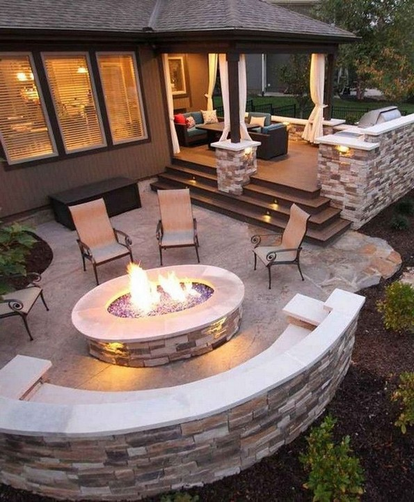 17 Amazing Backyard Design Ideas 13