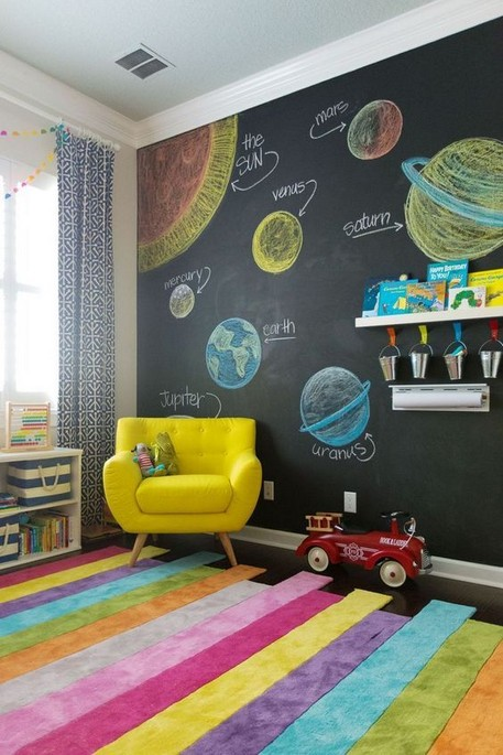17 Awesome Bedroom Boy And Girl Decorating Ideas 04