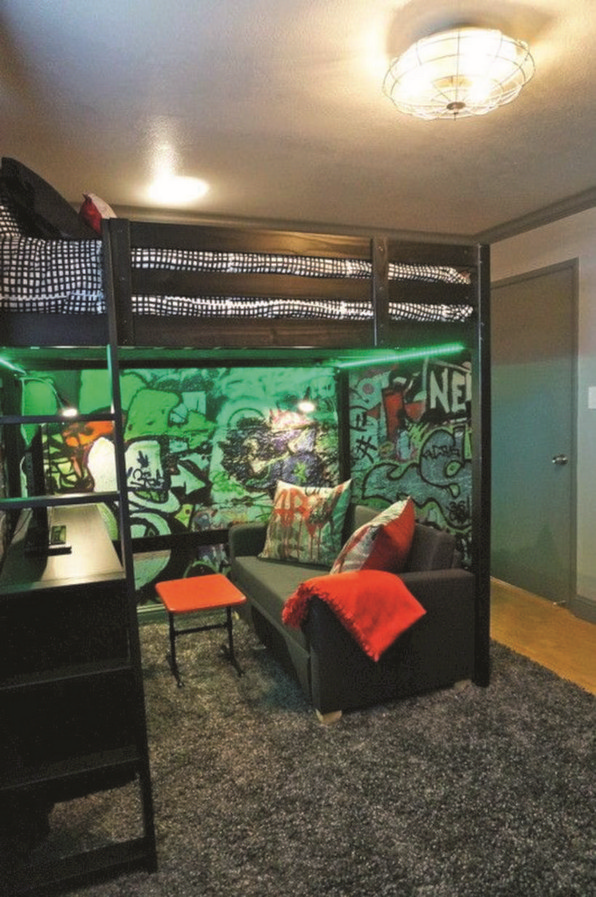 17 Awesome Bedroom Boy And Girl Decorating Ideas 05