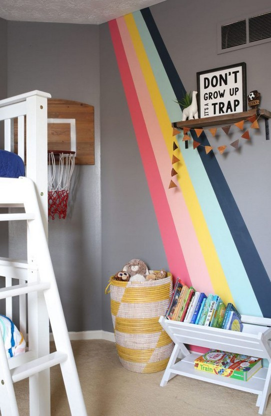 17 Awesome Bedroom Boy And Girl Decorating Ideas 09
