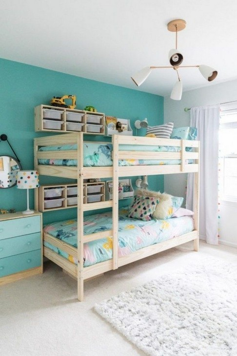17 Awesome Bedroom Boy And Girl Decorating Ideas 14