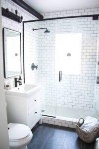 17 Awesome Small Bathroom Tile Ideas 02