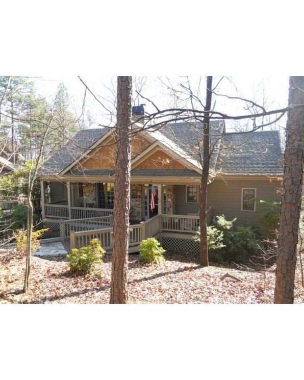 17 Beautiful Mountain Cabin Plans Hillside 13