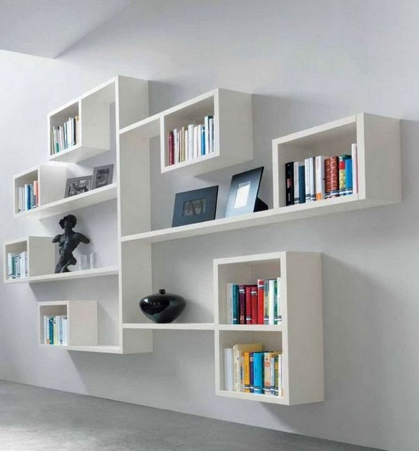 17 Wall Shelves Design Ideas 25