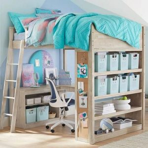 18 Best Of Loft Bedroom Teenage Decoration Ideas 20