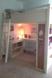 18 Best Of Loft Bedroom Teenage Decoration Ideas 21