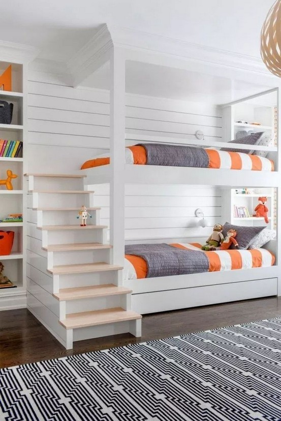18 Futon Bunk Beds For Kids 06