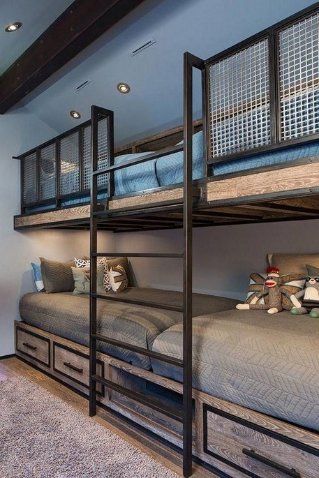 18 Ideas For Fun Children's Bunk Beds 06