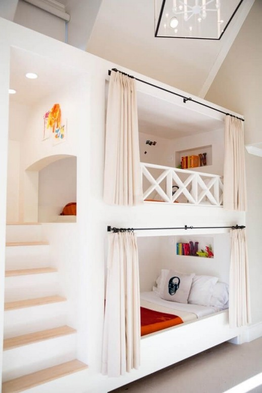 18 Ideas For Fun Children's Bunk Beds 11