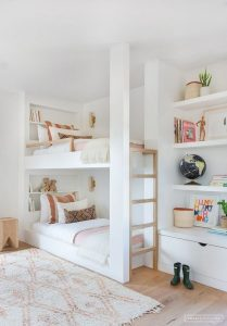 18 Ideas For Fun Children's Bunk Beds 16