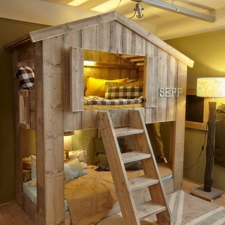 18 Ideas For Fun Children's Bunk Beds 25