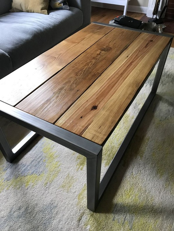 18 Inspirational Live Edge Coffee Table 01