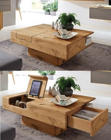 18 Inspirational Live Edge Coffee Table 12