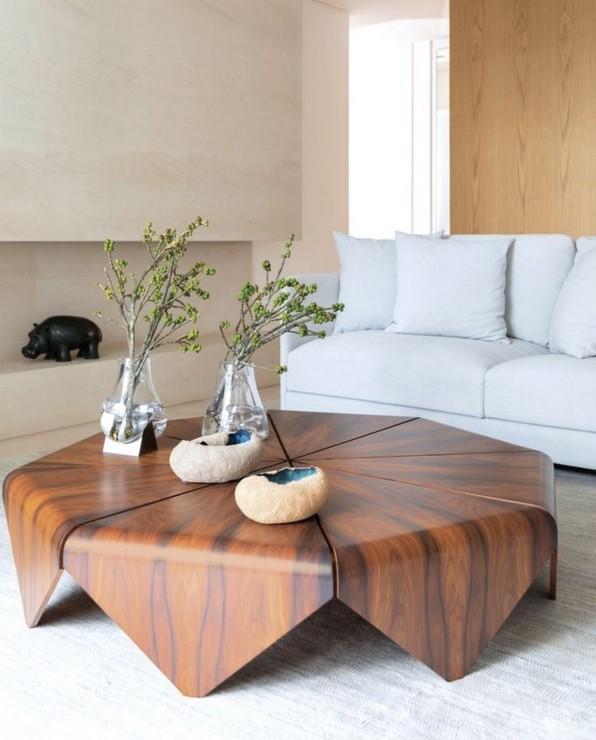 18 Inspirational Live Edge Coffee Table 18