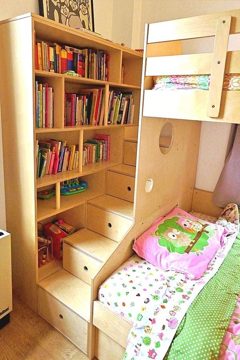 18 Most Popular Types Of Bunk Beds 09