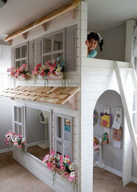 19 Amazing Bunk Bed Styles 06