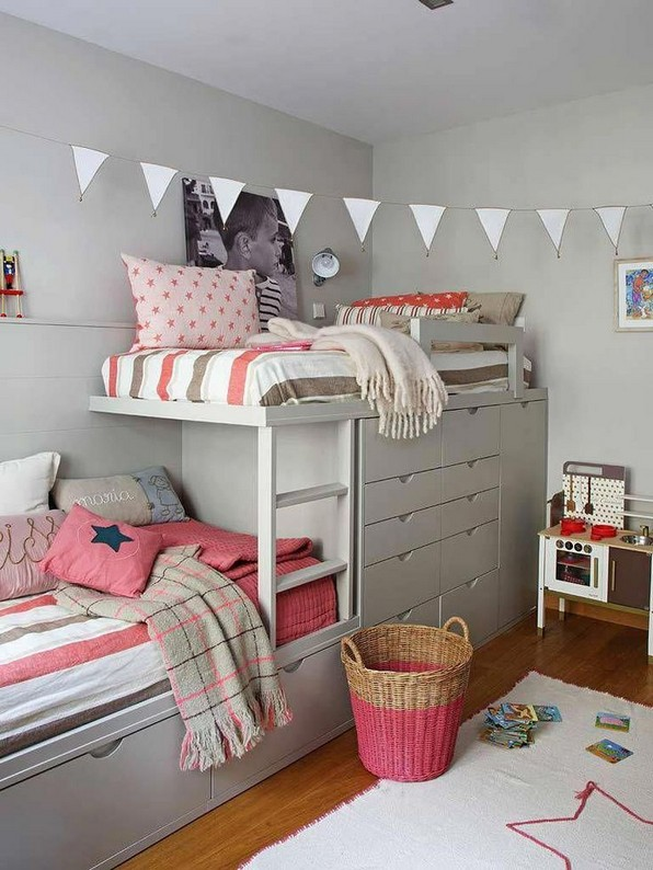 19 Amazing Bunk Bed Styles 07