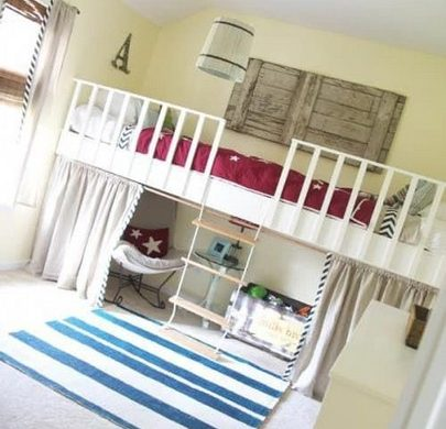 19 Amazing Bunk Bed Styles 10