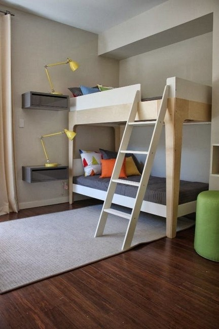 19 Amazing Bunk Bed Styles 11