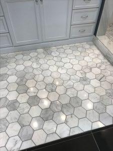19 Beautiful Bathroom Tile Ideas For Bathroom Floor Tile 02