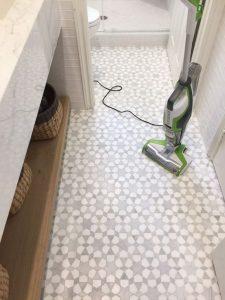19 Beautiful Bathroom Tile Ideas For Bathroom Floor Tile 03