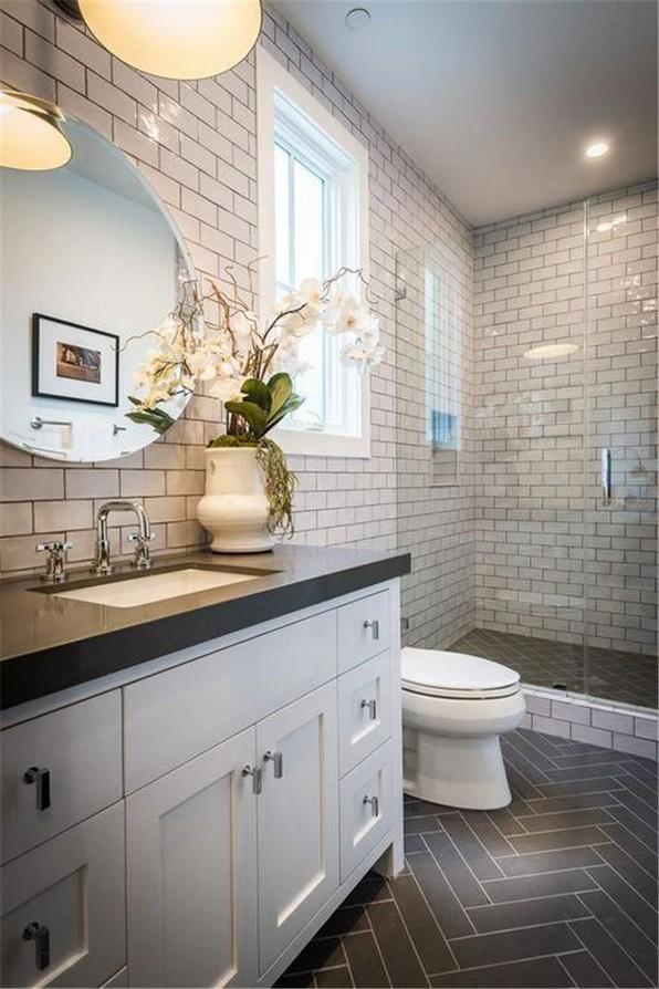 19 Beautiful Bathroom Tile Ideas For Bathroom Floor Tile 08