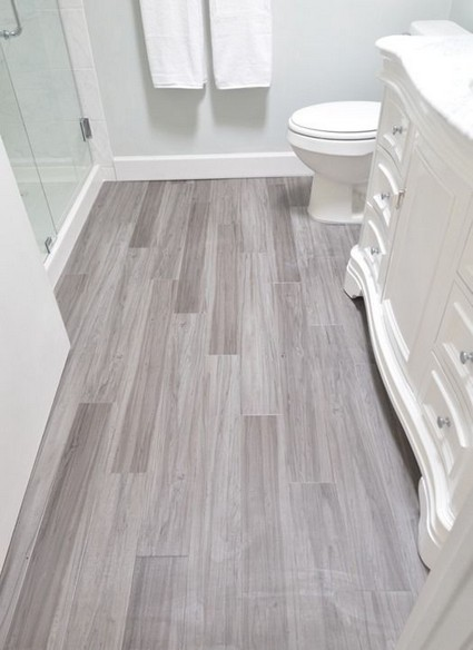19 Beautiful Bathroom Tile Ideas For Bathroom Floor Tile 14