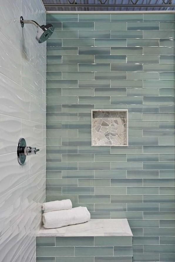 20 Beautiful Bathroom Shower Decoration 03