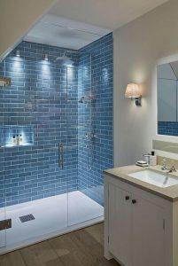 20 Beautiful Bathroom Shower Decoration 04
