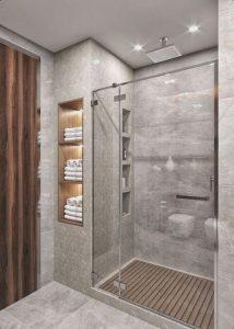 20 Beautiful Bathroom Shower Decoration 08