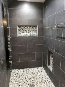 20 Beautiful Bathroom Shower Decoration 13