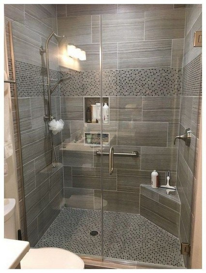 20 Beautiful Bathroom Shower Decoration 18