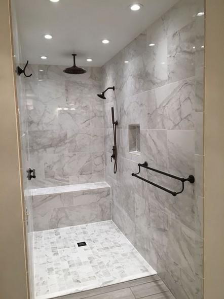20 Beautiful Bathroom Shower Decoration 20