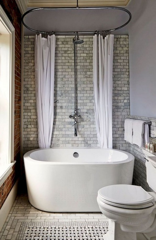 20 Beautiful Bathroom Shower Decoration 24